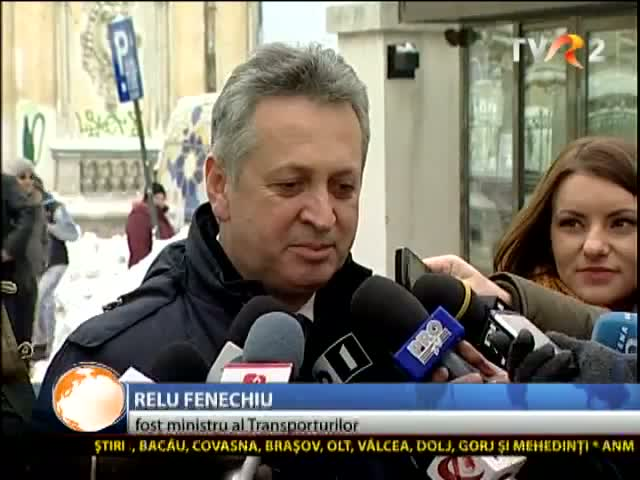 Relu Fenechiu, final de proces