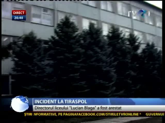 Incident la Tiraspol