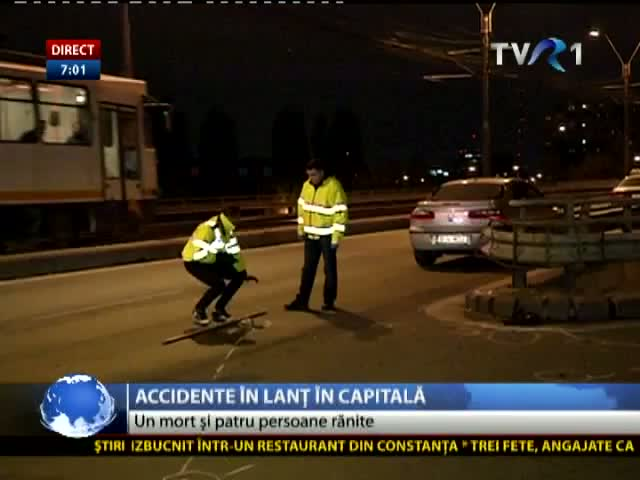 Accidente în lanț