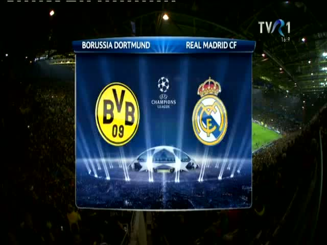 Borussia Dortmund - Real Madrid 2-0