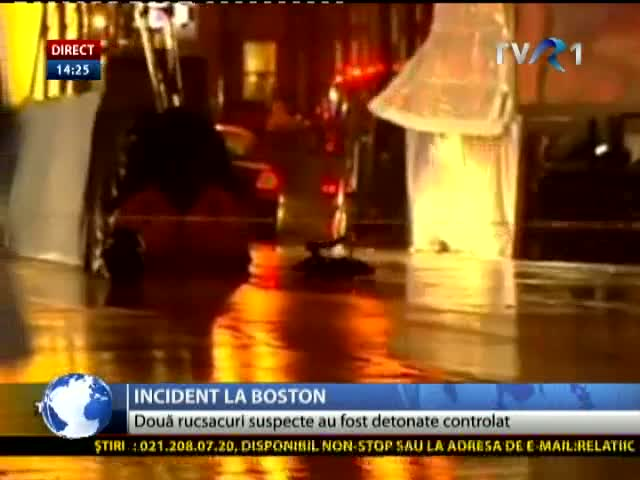 Incident la Boston