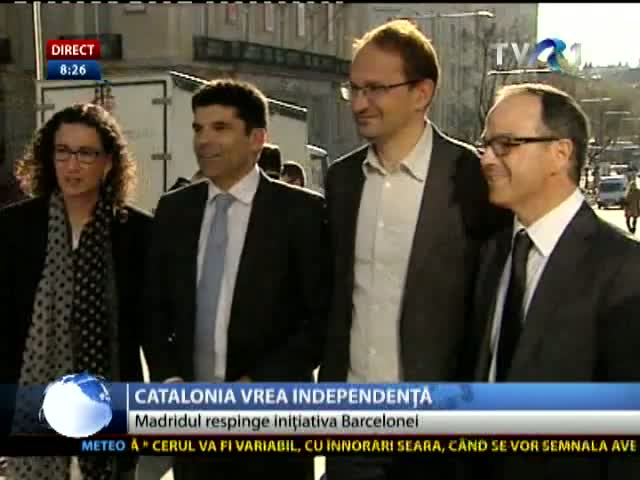 Catalonia vrea independența