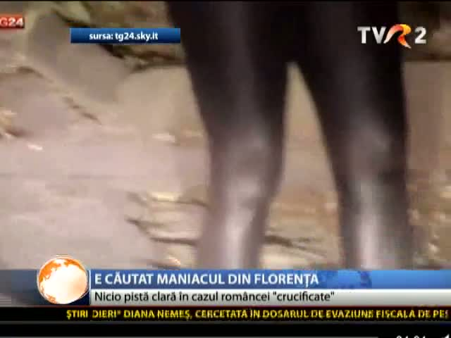 Este căutat maniacul din Florența