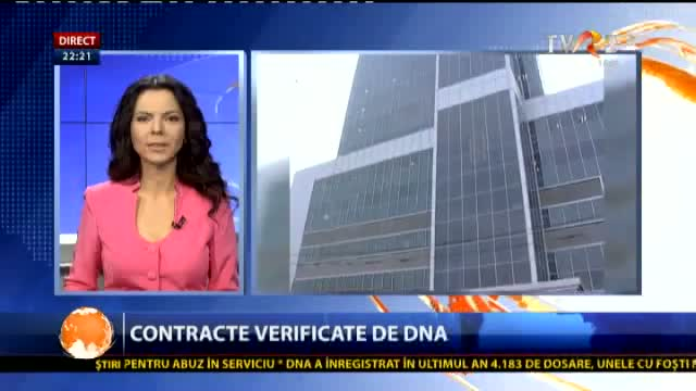 Contracte verificate de DNA la Primăria Capitalei