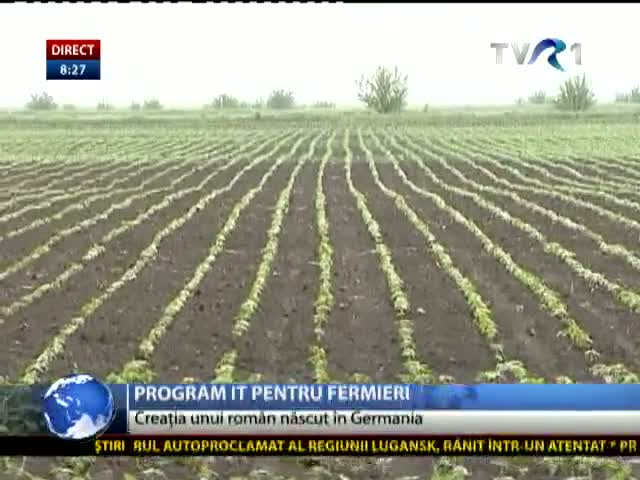 Program IT pentru fermieri
