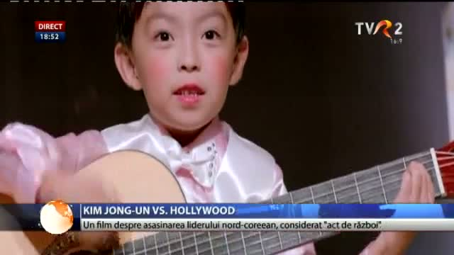 Lumea Azi: Kim Jong-Un VS Hollywood