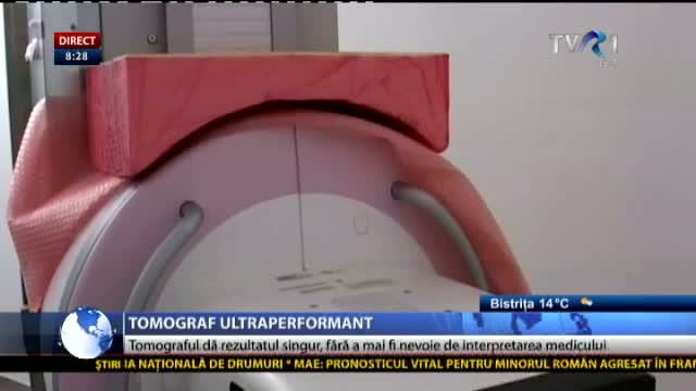 Mamograf ultraperformant