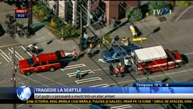 Atac armat la Seattle