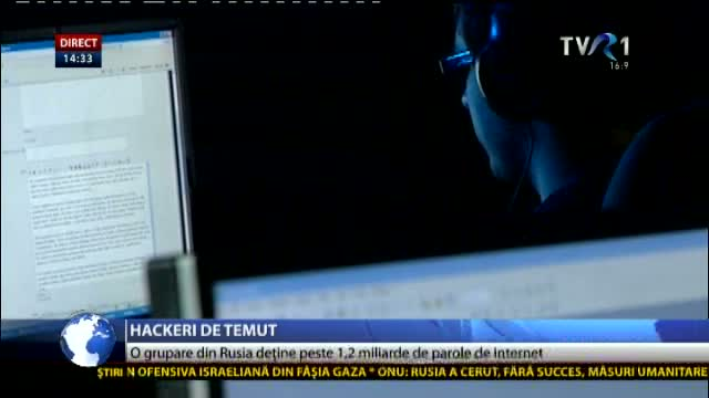 Hackerii ruși, proprietarii parolelor