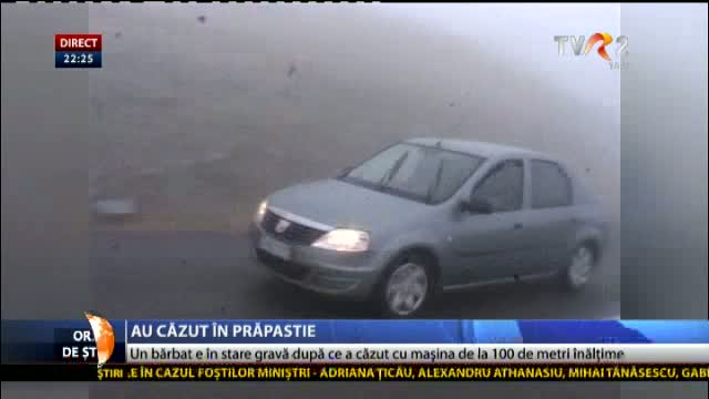 Accident pe Transalpina