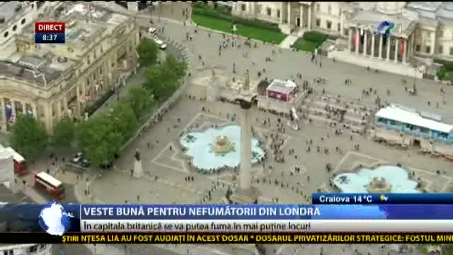 Interdicții la Londra