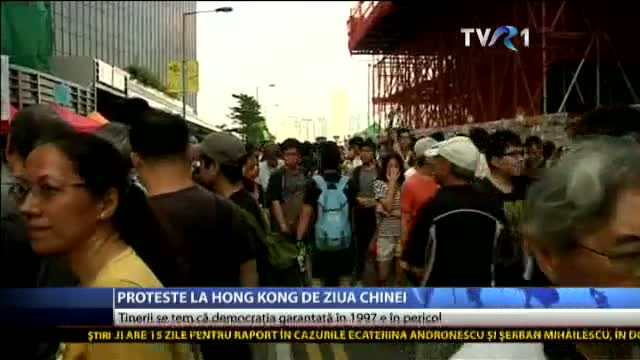 Protest de Ziua Chinei