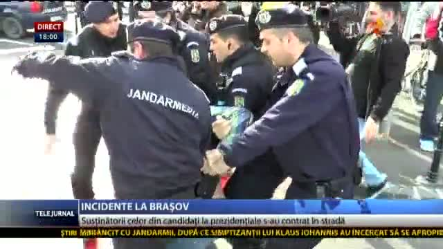 Incidente la Brașov