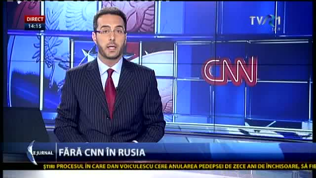 CNN pleacă din Rusia