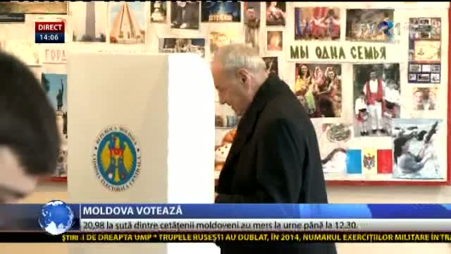 Votul politicienilor din Republica Moldova