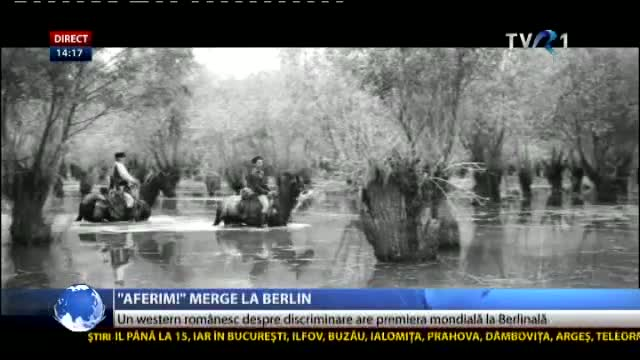 Pelicula Aferim are premiera la Berlinală