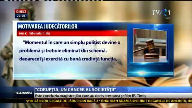 Coruptia - un cancer al societății