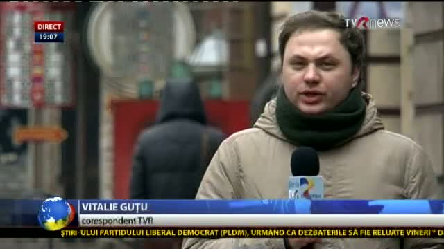 Telejurnal Moldova: Amenințați de recesiune