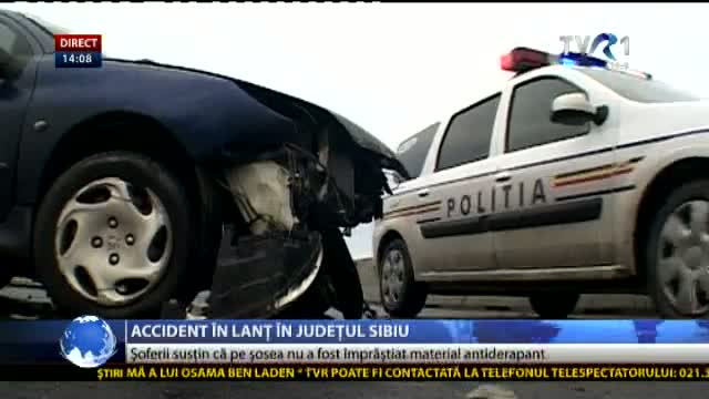 Accident în lanț