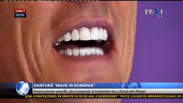 Dantură made in Romania