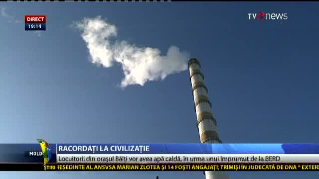 TELEJURNAL MOLDOVA Racordați la civilizație