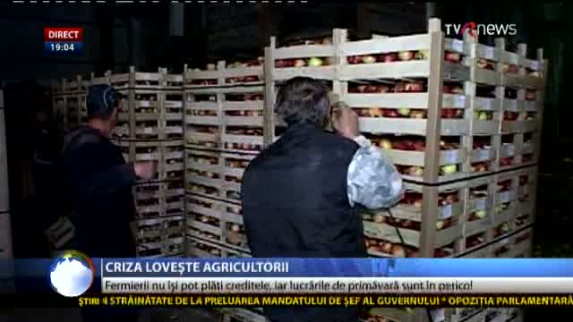 Telejurnal Moldova - Criza lovește agricultorii