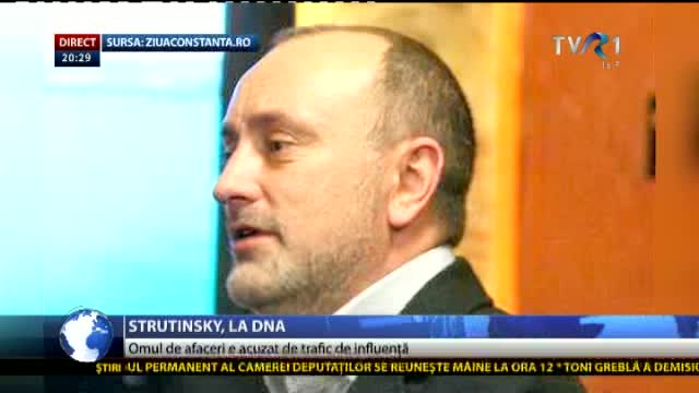 Strutinsky la DNA