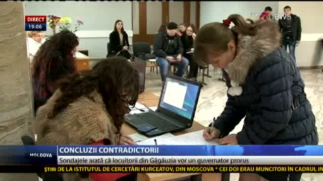 TELEJURNAL MOLDOVA. Concluzii contradictorii