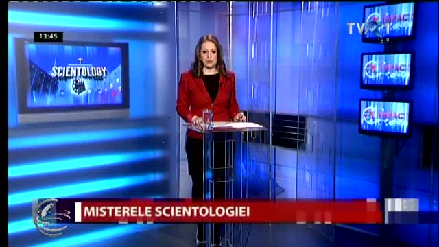 Impact global Misterele scientologiei