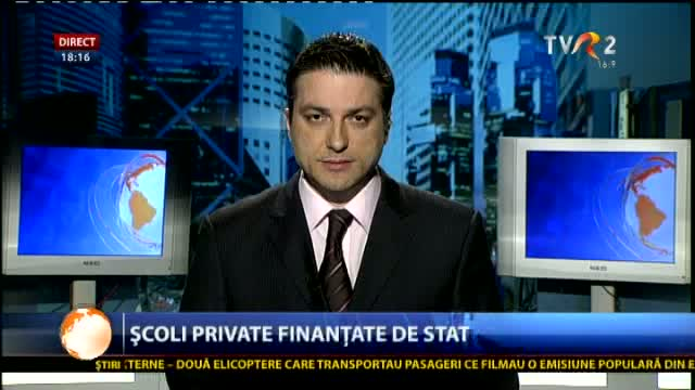 Școli private finanțate de stat