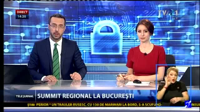 Summit la București