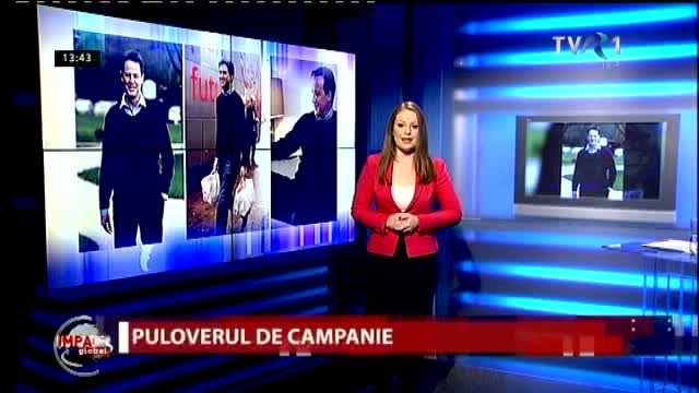 Impact global - Puloverul de campanie