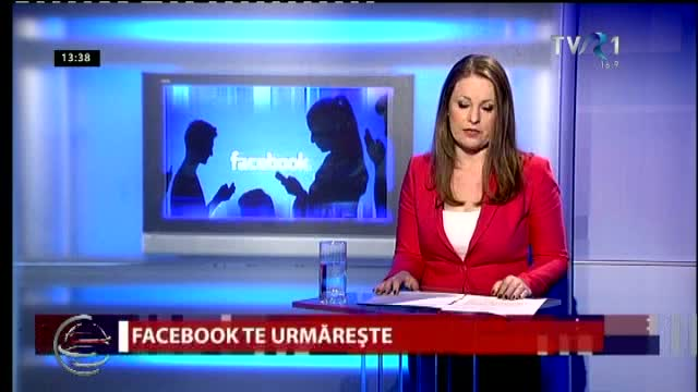 Impact global - Facebook te urmărește