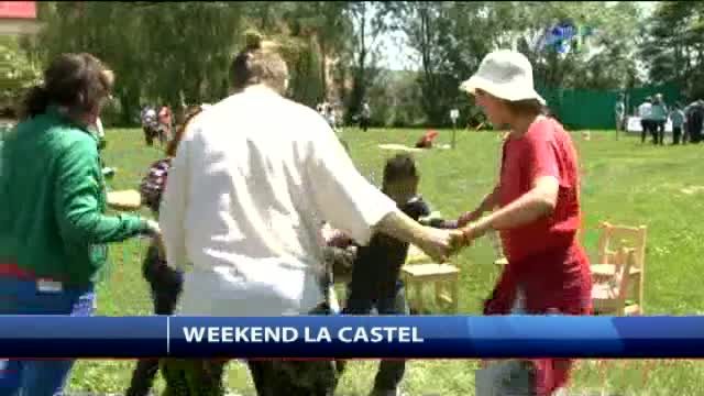 Weekend la Castelul Bannfy