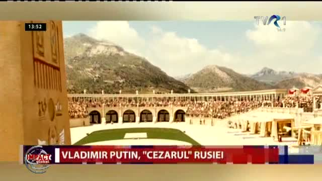 Impact global - Putin, Cezarul