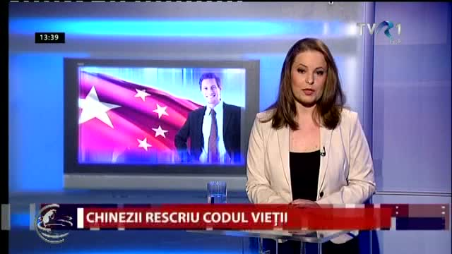 Impact Global - Chinezii rescriu codul vieții