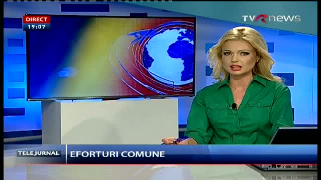 TELEJURNAL MOLDOVA - Eforturi comune