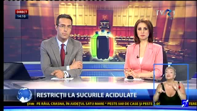 Restricții la sucurile acidulate