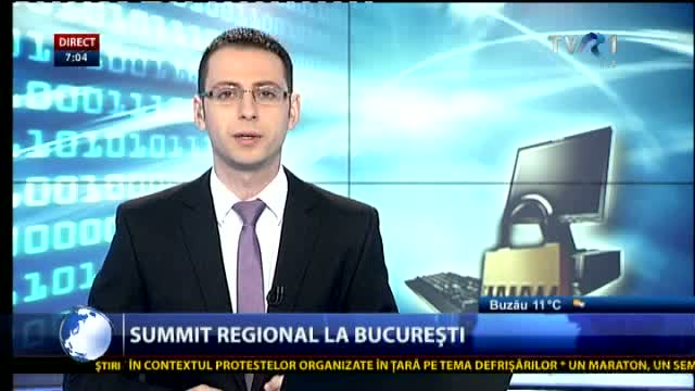Summit regional la București