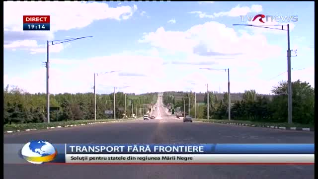 TELEJURNAL MOLDOVA Transport fără frontiere
