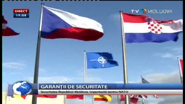 Telejurnal Moldova - Garanții de securitate