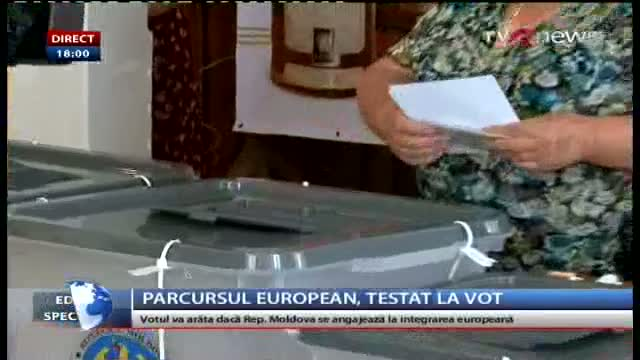 Vot in presa internațională