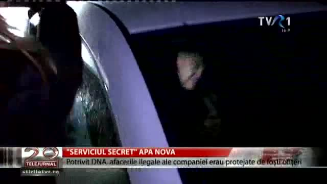 SServiciul secret Apa Nova