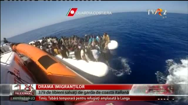 Drama imigranților