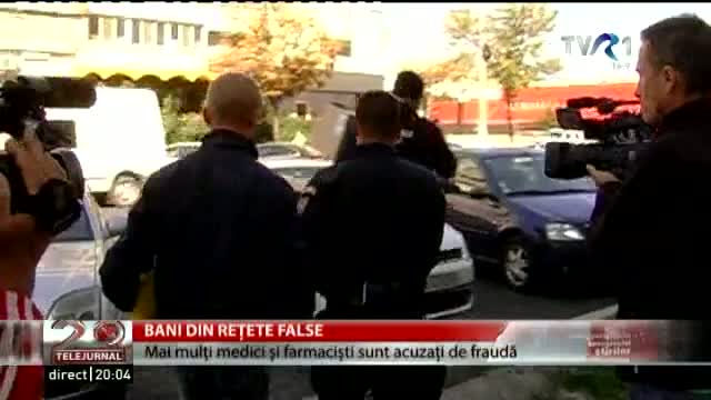 Bani din rețete false