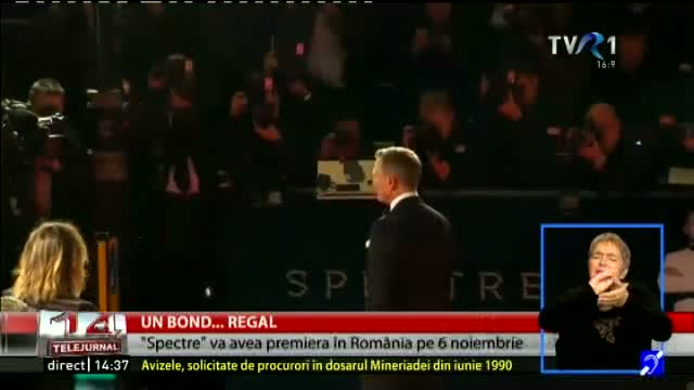 Un Bond... regal