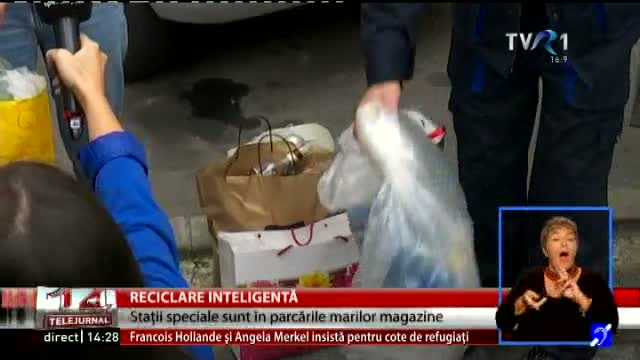 Reciclare inteligentă