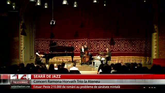 Seară de jazz la Ateneu