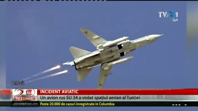 Incident aviatic
