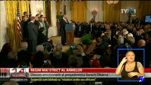 Obama despre un regim mai strict al armelor